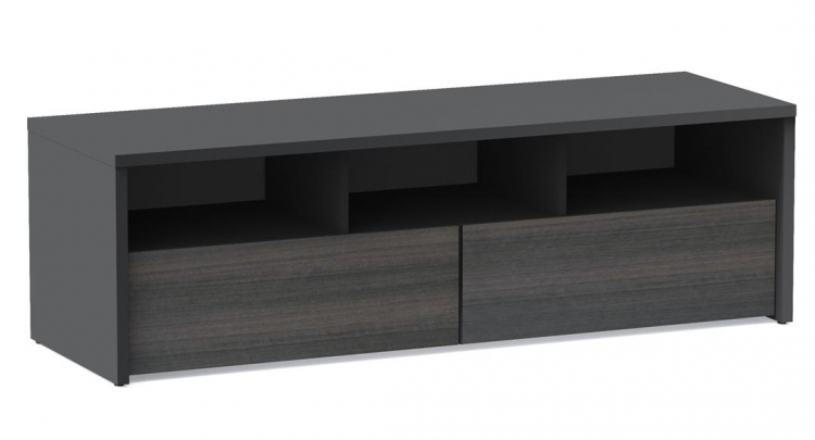 Sereni-T 60 inch 2 Drawer TV Stand - Nexera