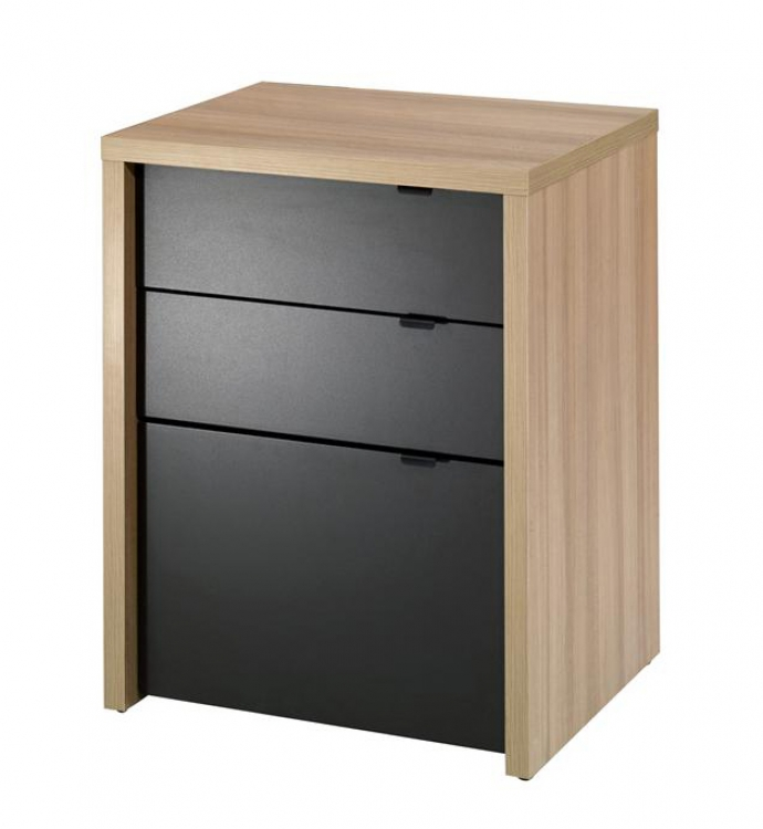 Infini-T 3 Drawer Unit - Nexera