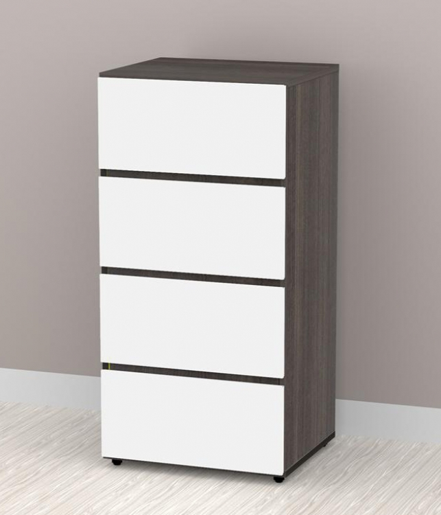 Allure 36 inch Storage Cabinet - 3 Drawers - Nexera