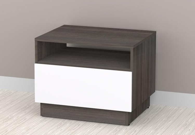 Allure End Table - 1 Drawer