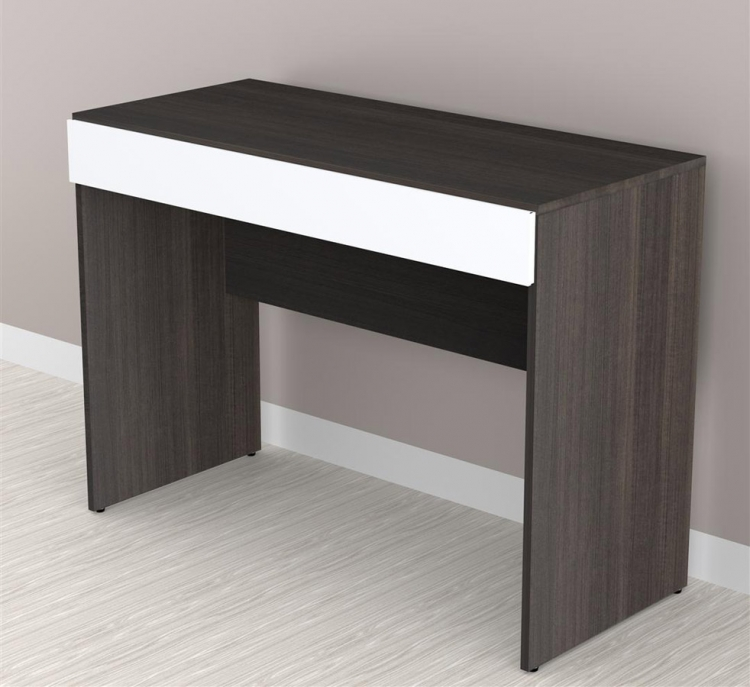 Allure Desk - 1 Storage Drawer with Flip Door