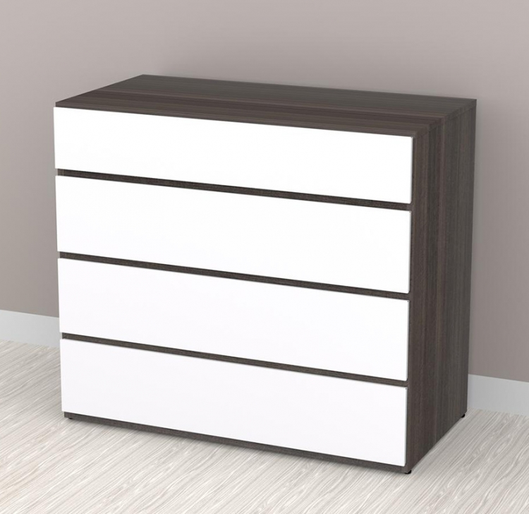 Allure 4 Drawer Chest - Nexera