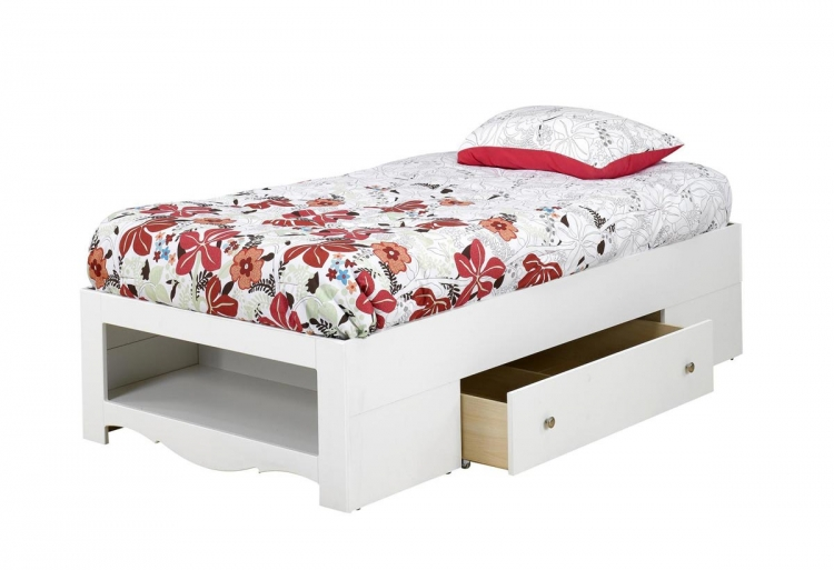 Dixie Storage Bed - Nexera