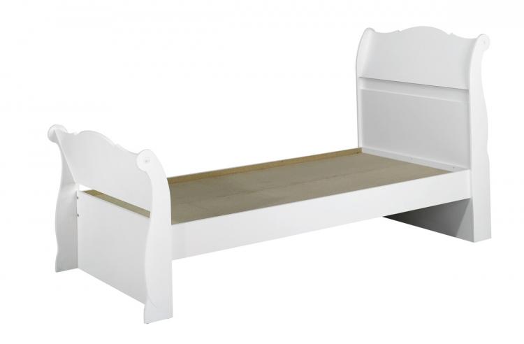Dixie Sleigh Bed
