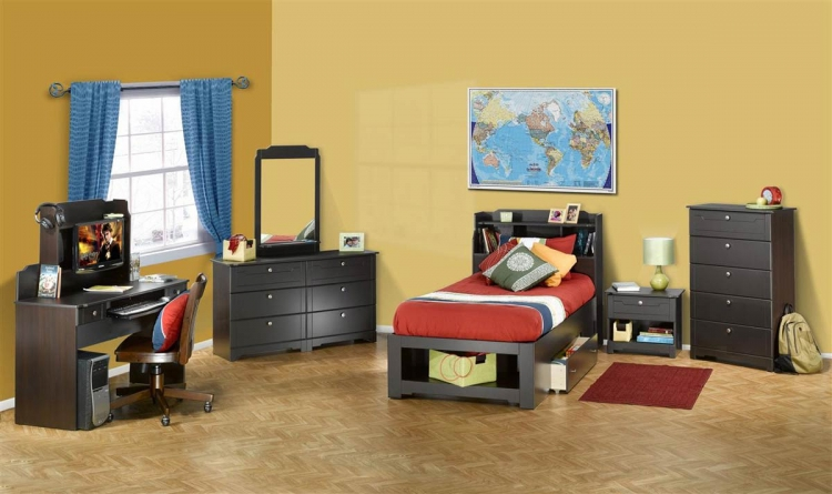 Dixon Storage Bedroom Collection - Nexera