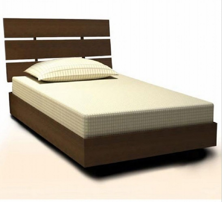 Nocce Bed and Headboard - Nexera