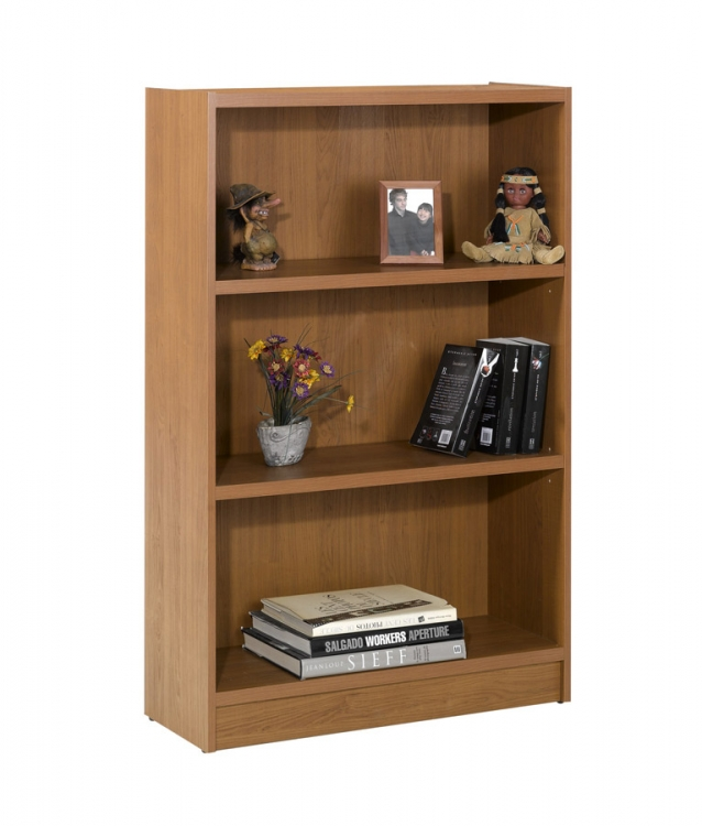 Essentials 48 Inch Tall Bookcase - Cappuccino - Nexera