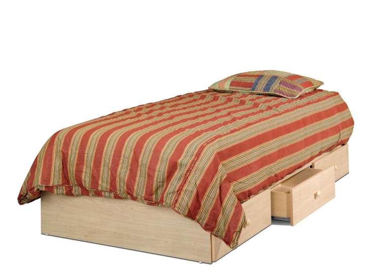 Alegria Mates Twin Bed - Nexera