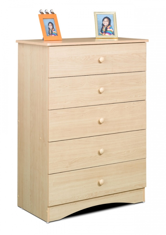 Alegria 5 Drawer Chest - Nexera