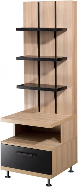 Eclipse Storage Tower - Biscotti - Nexera
