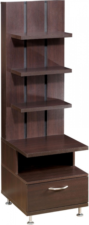 Eclipse Storage Tower - Espresso - Nexera