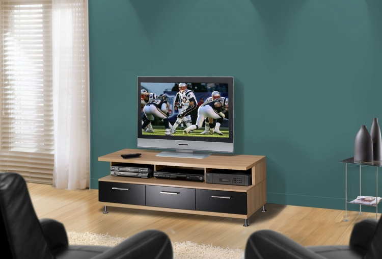 Eclipse TV Console - Biscotti