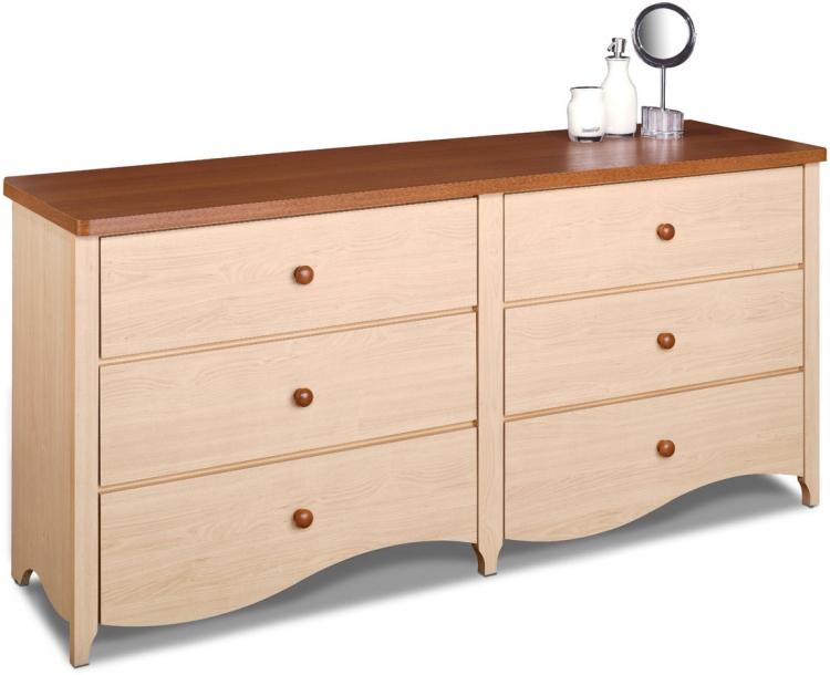 Renaissance Double Dresser