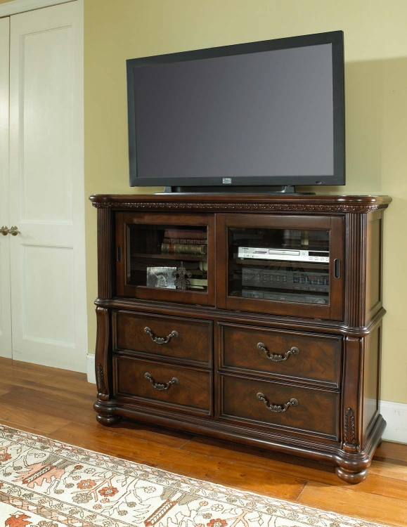 San Marino Entertainment Console