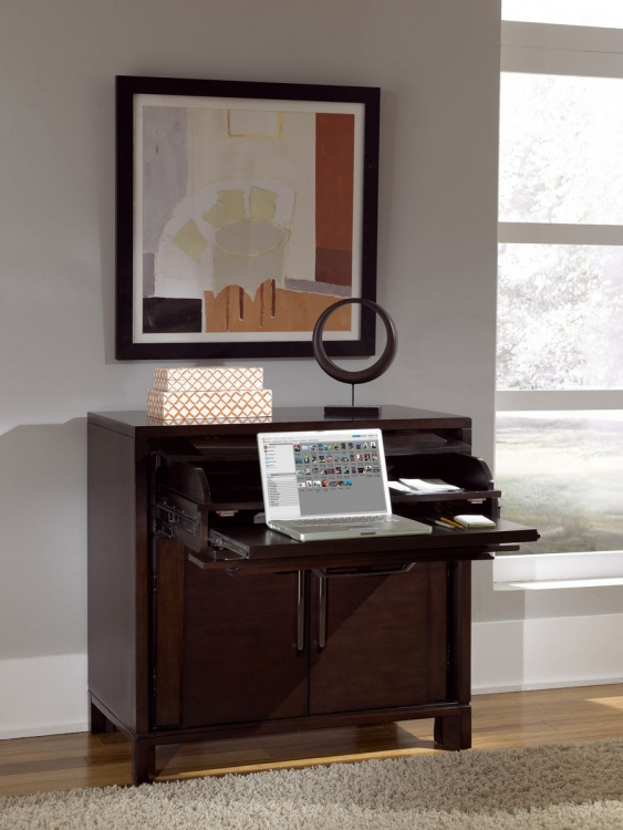 Amaretto Accent Work Center