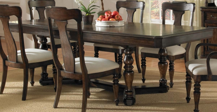 Saddle Ridge Dining Table - Pulaski