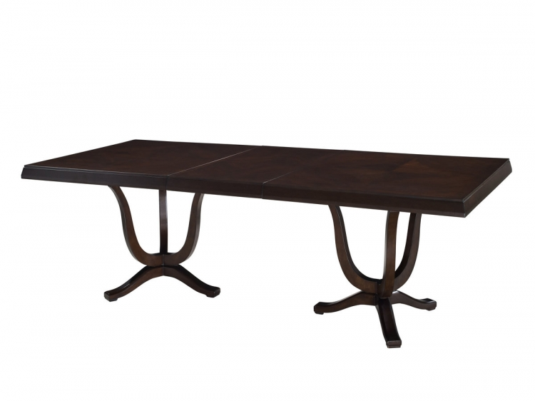 Plaza Square Rectangular Table - Pulaski