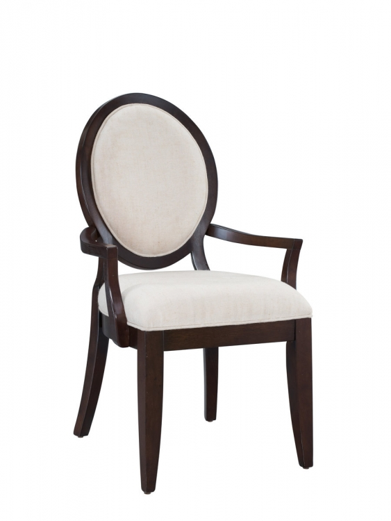 Plaza Square Arm Chair
