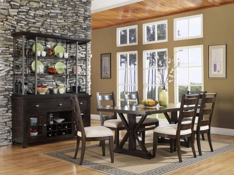 Del Ray Rectangular Dining Set - Pulaski
