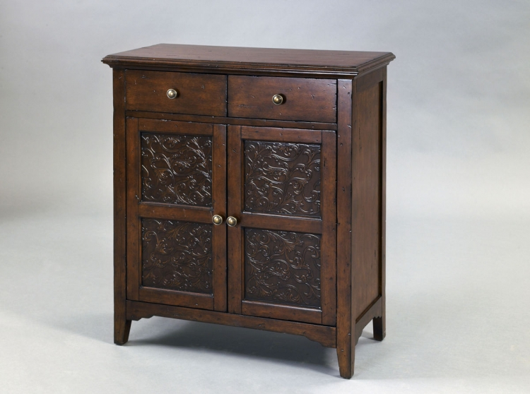Smiley Accent Cabinet - Pulaski