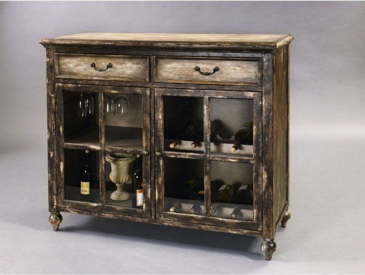 Gaston Accent Cabinet