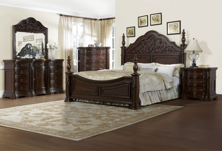 Cassara Bedroom Collection - Pulaski