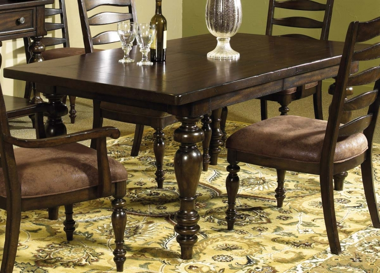 Wedgewood Leg Table - Pulaski
