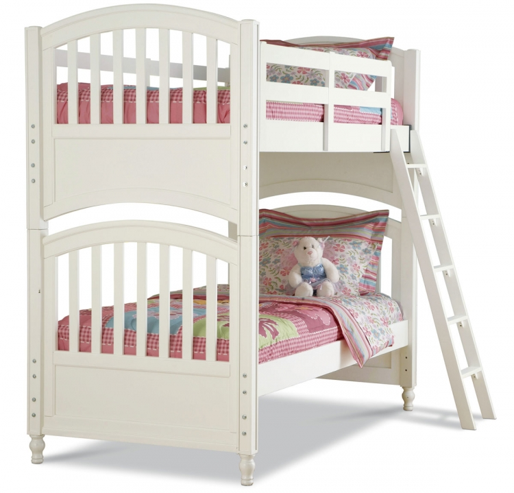 Pawsitively Yours Vanilla Bunk Bed