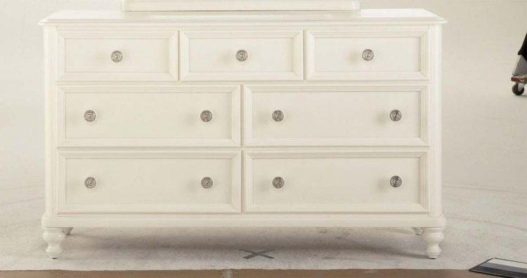 Pawsitively Yours Vanilla Dresser