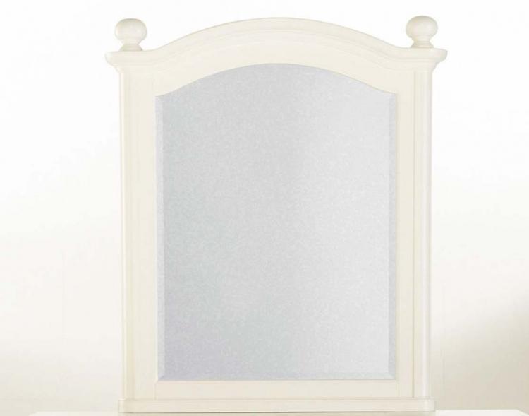 Pawsitively Yours Vanilla Dresser Mirror