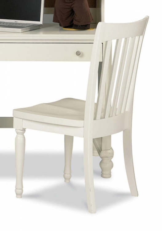 Pawsitively Yours Vanilla Desk Chair
