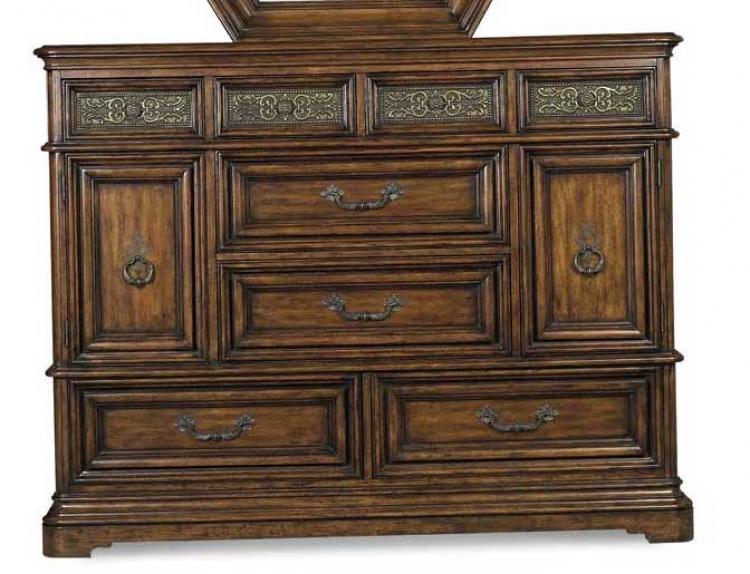 Cantabria Tall Dresser