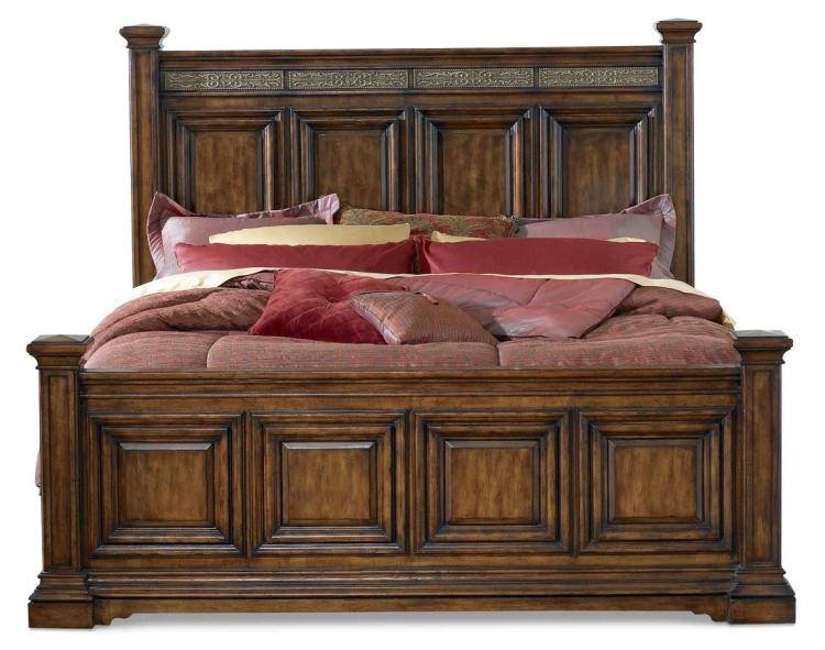 Cantabria Poster Bed