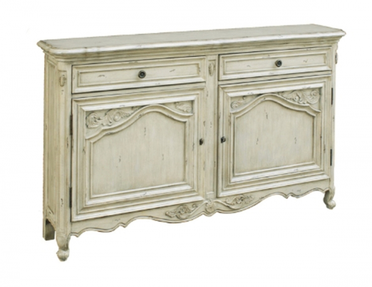 Butler 0553070 Heritage Bombe Trunk Table 0553070