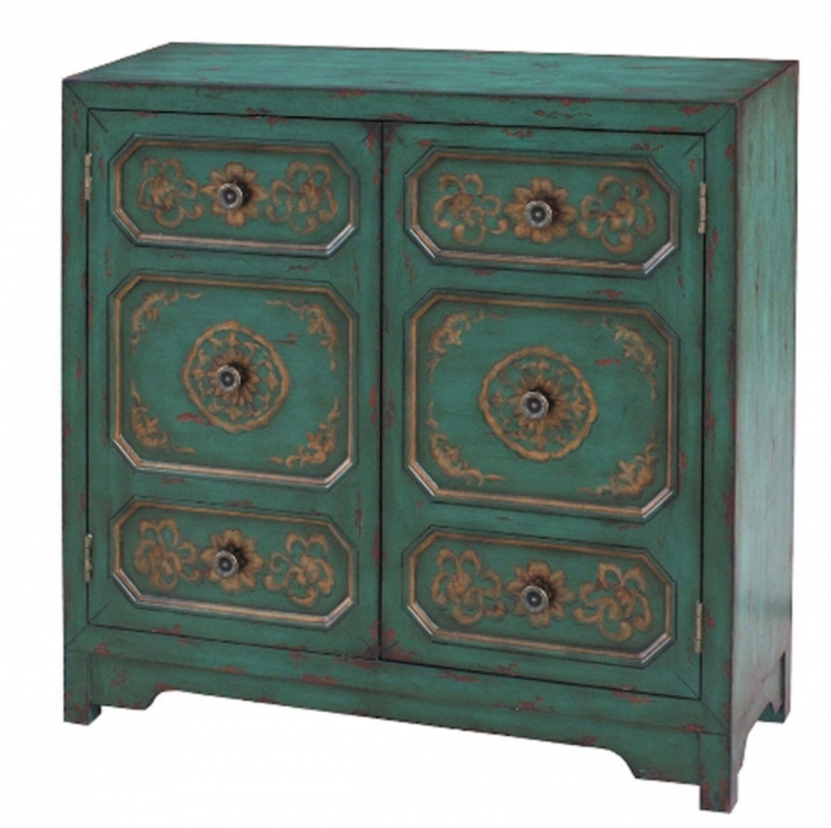 641101 Accent Chest