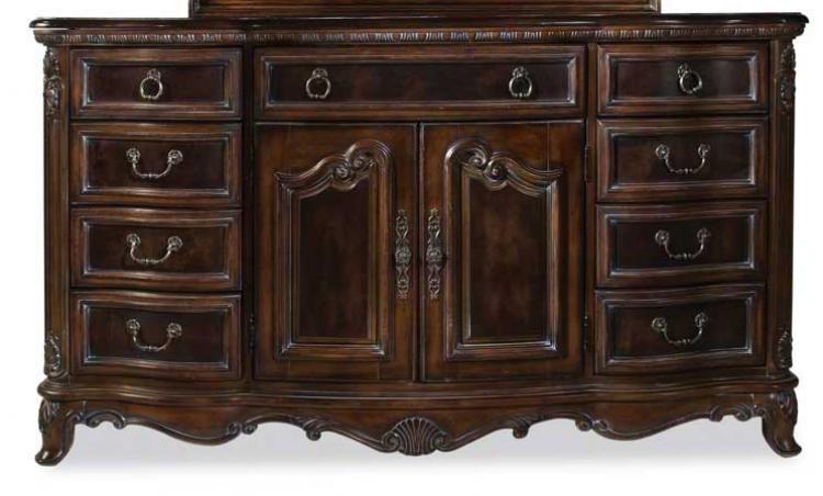 St. Raphael Door Dresser