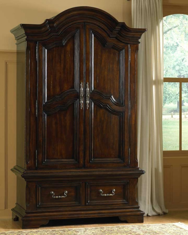 Timber Heights Armoire