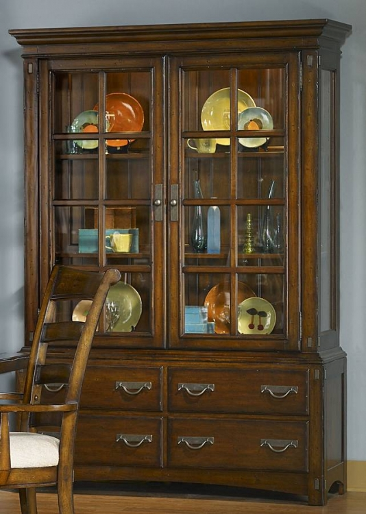 Pasadena Valley China Cabinet