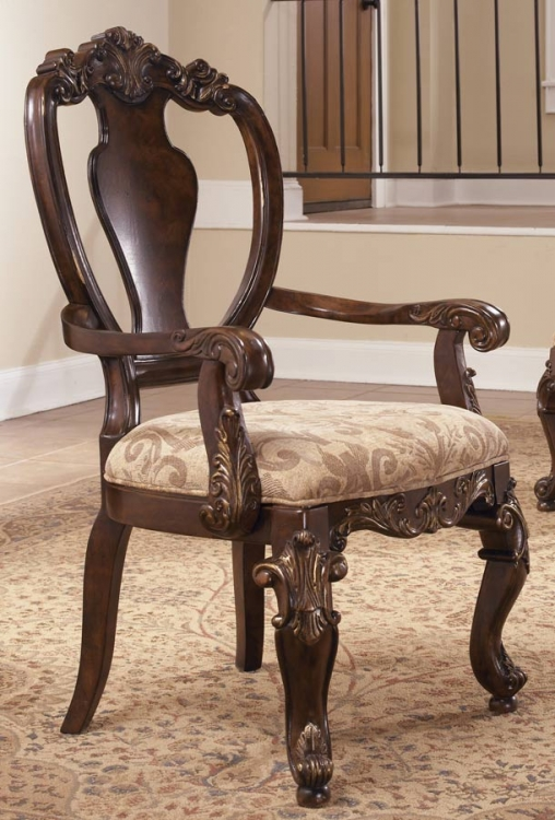 Wellington Manor Arm Chair