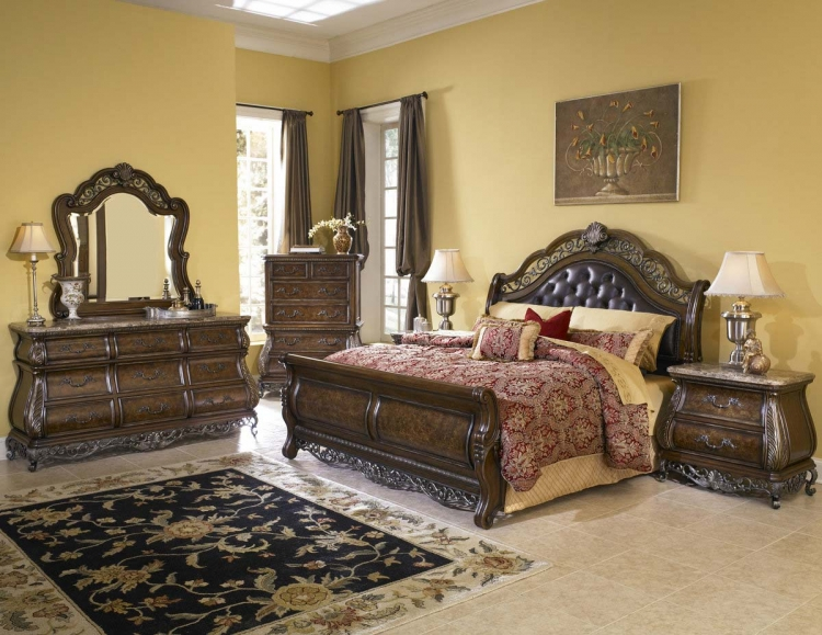 Birkhaven Bedroom Collection - Pulaski