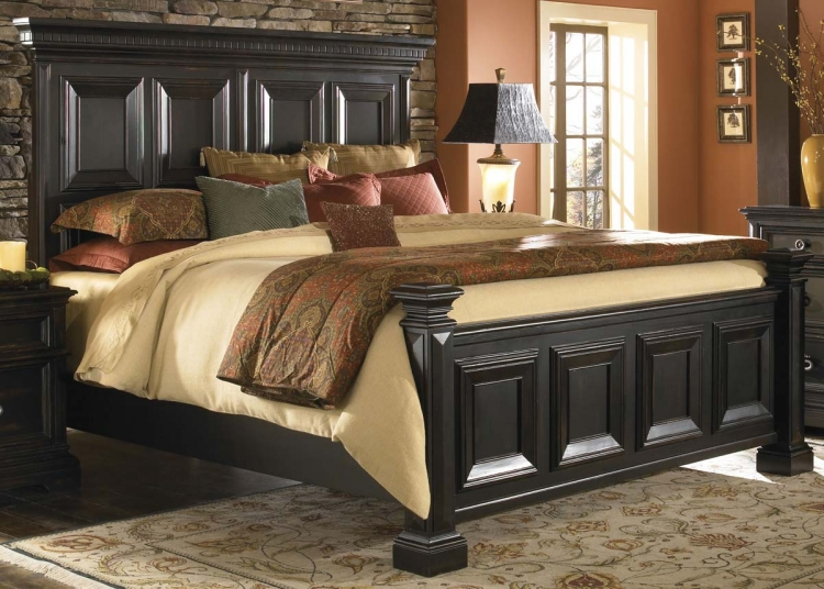 Brookfield Panel Bed - Pulaski