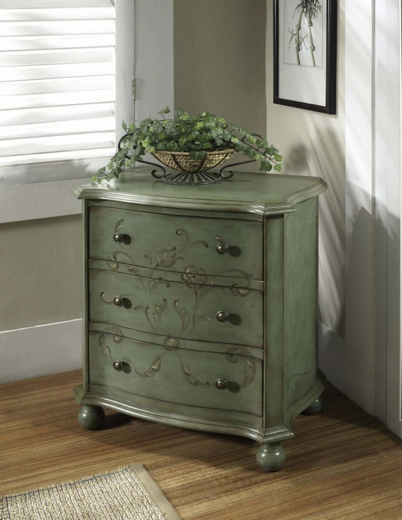 Blue Mist Accent Chest Blue Mist - Pulaski