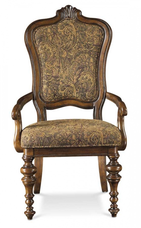 Cantabria Upholstered Arm Chair