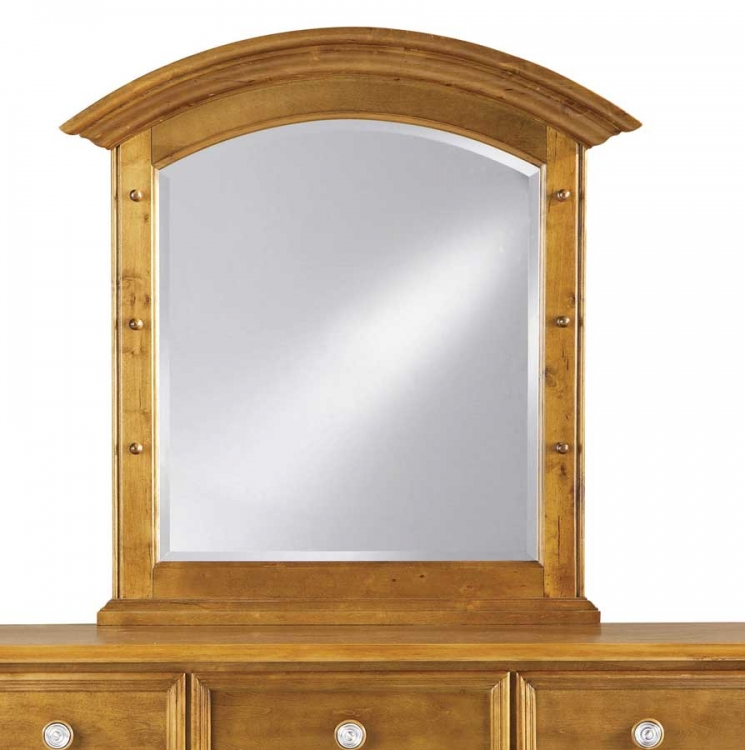 Bearrific Small Dresser Mirror-Pulaski