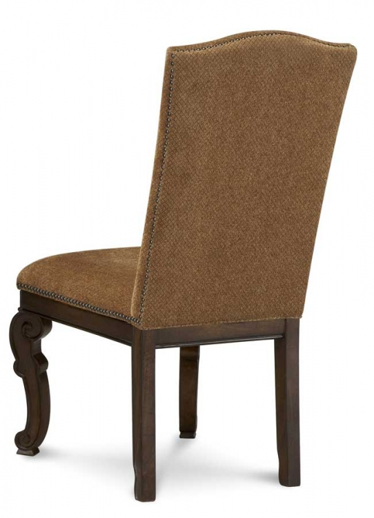 Costa Dorada Upholstered Side Chair