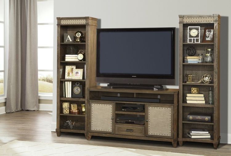 Aberdeen Entertainment Wall Unit