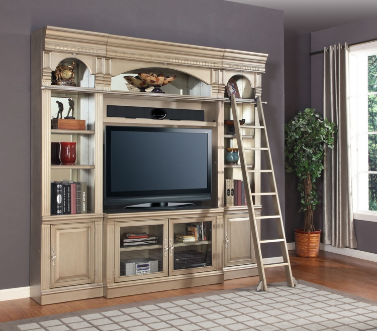 Allure 50in Space Saver Entertainment Set - Parker House