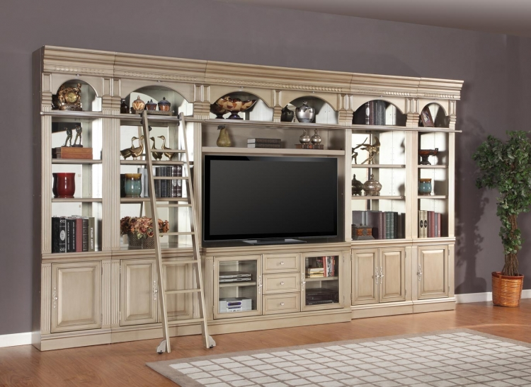 Allure 60in Large Entertainment Set 1 - Parker House