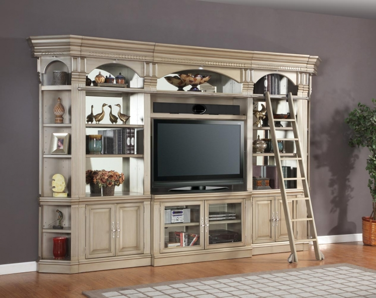 Allure 50in Large Entertainment Set 2 - Parker House