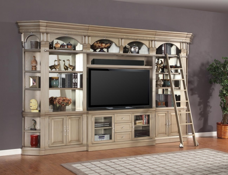 Allure 60in Large Entertainment Set 2 - Parker House